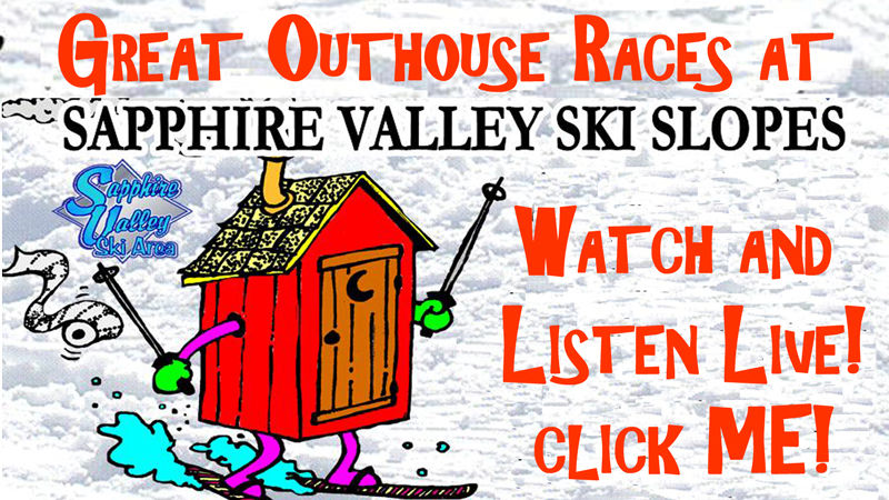 WNCLive.com Great Outhouse Races